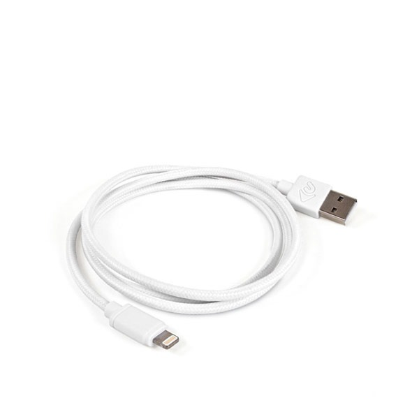 USB to Lightning Connector Cable - NewerTech - 2 Meter - White:New