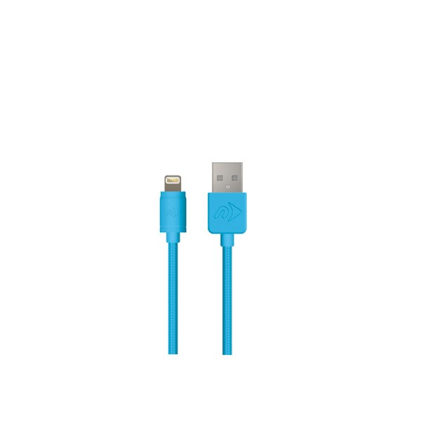 USB to Lightning Connector Cable - NewerTech - 3 Meter - Blue:New